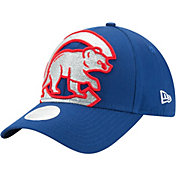 New Era Women's Chicago Cubs 9Forty Glitter Glam Adjustable Hat