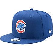 New Era Women's Chicago Cubs 9Fifty Team Glisten Adjustable Hat