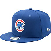 New Era Women's Chicago Cubs 9Fifty Team Glisten Adjustable Hat