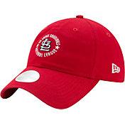 New Era Women's St. Louis Cardinals 9Twenty Team Ace Red Adjustable Hat