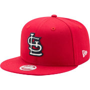 New Era Women's St. Louis Cardinals 9Fifty Team Glisten Adjustable Hat