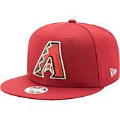 New Era Women's Arizona Diamondbacks 9Fifty Team Glisten Adjustable Hat