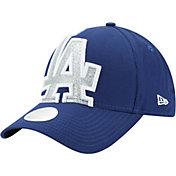 New Era Women's Los Angeles Dodgers 9Forty Glitter Glam Adjustable Hat