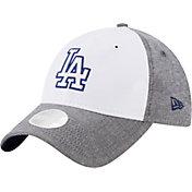New Era Women's Los Angeles Dodgers 9Twenty Sparkle Shade White/Grey Adjustable Hat