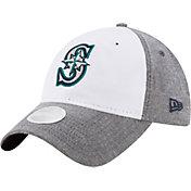 New Era Women's Seattle Mariners 9Twenty Sparkle Shade White/Grey Adjustable Hat