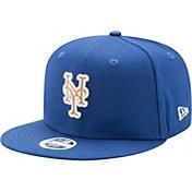 New Era Women's New York Mets 9Fifty Team Glisten Adjustable Hat