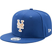 New Era Women's New York Mets 9Fifty Team Glisten Adjustable Hat