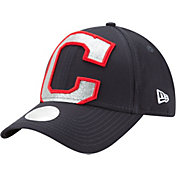 New Era Women's Cleveland Indians 9Forty Glitter Glam Adjustable Hat