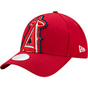 New Era Women's Los Angeles Angels 9Forty Glitter Glam Adjustable Hat