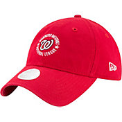 New Era Women's Washington Nationals 9Twenty Team Ace Red Adjustable Hat