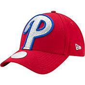 New Era Women's Philadelphia Phillies 9Forty Glitter Glam Adjustable Hat
