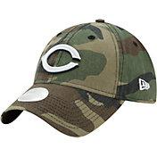 New Era Women's Cincinnati Reds 9Twenty Camo Preferred Pick Adjustable Hat