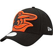 New Era Women's Baltimore Orioles 9Forty Glitter Glam Adjustable Hat