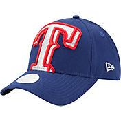 New Era Women's Texas Rangers 9Forty Glitter Glam Adjustable Hat