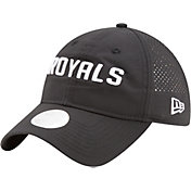 New Era Women's Kansas City Royals 9Twenty Team Tagged Black Adjustable Hat