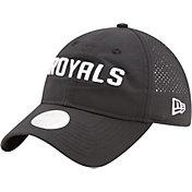 New Era Women's Kansas City Royals 9Twenty Team Tagged Black Adjustable Hat
