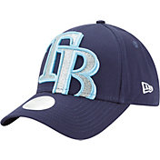 New Era Women's Tampa Bay Rays 9Forty Glitter Glam Adjustable Hat