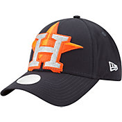 New Era Women's Houston Astros 9Forty Glitter Glam Adjustable Hat