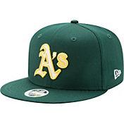 New Era Women's Oakland Athletics 9Fifty Team Glisten Adjustable Hat