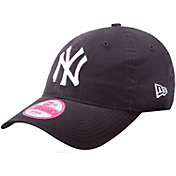 New Era Women's New York Yankees 9Forty Essential Navy Adjustable Hat