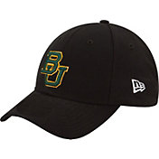 New Era Women's Baylor Bears Black 9TWENTY Adjustable Hat