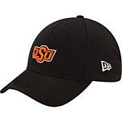 New Era Women's Oklahoma State Cowboys Black 9TWENTY Adjustable Hat