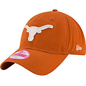 New Era Women's Texas Longhorns Burnt Orange Team Glisten 9FIFTY Hat