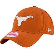New Era Women's Texas Longhorns Burnt Orange Team Glisten 9FIFTY Hat