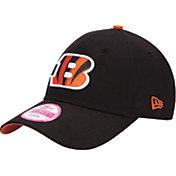 New Era Women's Cincinnati Bengals Sideline 9Forty Black Adjustable Hat