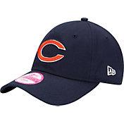 New Era Women's Chicago Bears Sideline 9Forty Navy Adjustable Hat