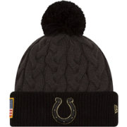 New Era Women's Indianapolis Colts Salute to Service 2016 Cuff Knit