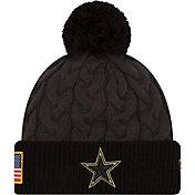 New Era Women's Dallas Cowboys Salute to Service 2016 Cuff Knit