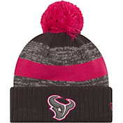 Pink NFL Gear for Breast Cancer Awareness