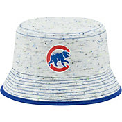 New Era Youth Chicago Cubs Speckled Bucket Hat