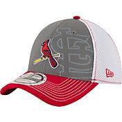 New Era Youth St. Louis Cardinals 39Thirty Shadow Reflect Flex Hat