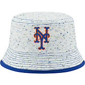 New Era Youth New York Mets Speckled Bucket Hat