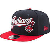 New Era Youth Cleveland Indians 9Fifty Adjustable Hat