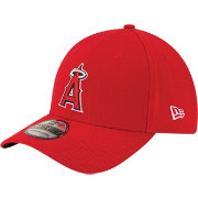 New Era Youth Los Angeles Angels 39Thirty Classic Red Stretch Fit Hat
