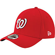 New Era Youth Washington Nationals 39Thirty Classic Red Stretch Fit Hat