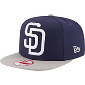 New Era Youth San Diego Padres 9Fifty Grand Logo Adjustable Hat