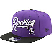 New Era Youth Colorado Rockies 9Fifty Adjustable Hat