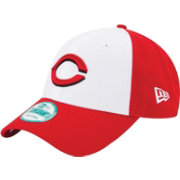 New Era Youth Cincinnati Reds 9Forty Red/White League Adjustable Hat