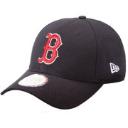 New Era Youth Boston Red Sox 9Forty Pinch Hitter Navy Adjustable Hat
