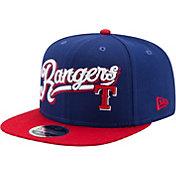 New Era Youth Texas Rangers 9Fifty Adjustable Hat