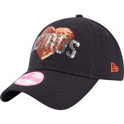 New Era Youth Girls' Houston Astros 9Twenty Model Fan Adjustable Hat