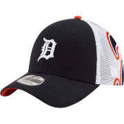 New Era Youth Detroit Tigers 39Thirty Mascot Wrap Flex Hat