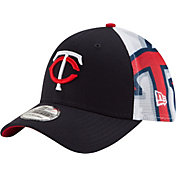 New Era Youth Minnesota Twins 39Thirty Mascot Wrap Stretch Fit Hat