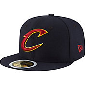 New Era Youth Cleveland Cavaliers 59Fifty Navy Fitted Hat