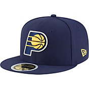 New Era Youth Indiana Pacers 59Fifty Navy Fitted Hat