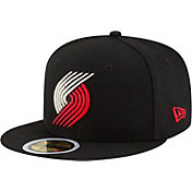 New Era Youth Portland Trail Blazers 59Fifty Black Fitted Hat